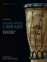 A Basic Music Library: Essential Scores and Sound Recordings World Music by Music Library Association