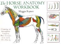 The Horse Anatomy Workbook A Learning Aid for Students Based on Peter Goody's Classic Work, Horse Anatomy by Maggie Raynor