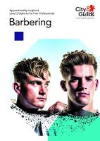 Level 2 Diploma for Hair Professionals - Barbering: Apprenticeship Logbook by