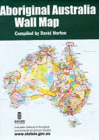 A0 fold AIATSIS map Indigenous Australia by David Horton