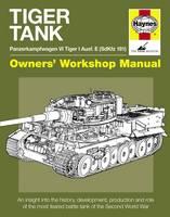 Tiger Tank Manual by Michael Hayton