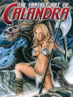 Fantasy Art of Calandra by Michael Calandra