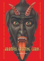 Krampus Greeting Cards by Monte Beauchamp