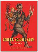 Krampus Greeting Cards Set Two by Monte Beauchamp
