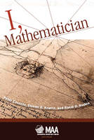 I, Mathematician by Peter (University of Missouri, Columbia) Cassaza