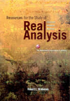 Resources for the Study of Real Analysis by Robert L. (Wheaton College, Massachusetts) Brabenec