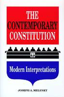 The Constitution Our Unwritten Legacy by