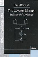 The Lanczos Method Evolution and Application by Louis Komzsik