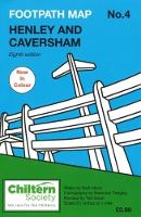 Footpath Map No. 4 Henley and Caversham by Nick Moon