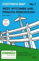 Map 7 Footpath Map No. 7 West Wycombe and Princes Risborough Ninth Edition by Nick Moon