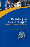 Multi-Lingual Phrase Passport by Kim Koeller, Robert France