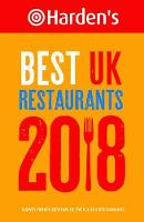 Harden's Best UK Restaurants by Peter Harden, Richard Harden