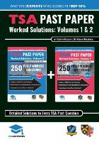 TSA Past Paper Worked Solutions by Rohan Agarwal