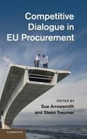 Competitive Dialogue in EU Procurement by Professor Sue Arrowsmith