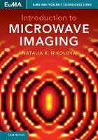 Introduction to Microwave Imaging by Natalia K. (McMaster University, Ontario) Nikolova