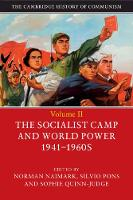 The Cambridge History of Communism by Norman (Stanford University, California) Naimark