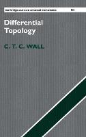 Differential Topology by C. T. C. (University of Liverpool) Wall