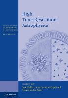 High Time-Resolution Astrophysics by Tariq (Instituto de Astrofisica de Canarias, Tenerife) Shahbaz