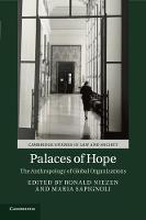 Palaces of Hope The Anthropology of Global Organizations by Ronald (McGill University, Montreal) Niezen