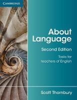 About Language Tasks for Teachers of English by Scott Thornbury