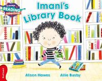 Imani's Library Book Red Band by Alison Hawes