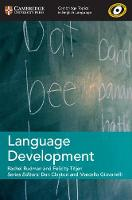 Language Development by Rachel Rudman, Felicity Titjen