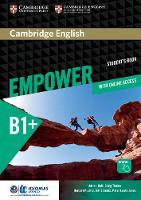 Cambridge English Empower Intermediate/B1+ Student's Book with Online Assessment and Practice, and Online Workbook Idiomas Catolica Edition Cambridge English Empower Intermediate/B1+ Student's Book wi by Adrian Doff, Craig Thaine, Herbert Puchta, Jeff Stranks
