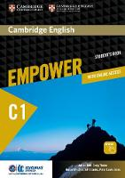 Cambridge English Empower Advanced/C1 Student's Book with Online Assessment and Practice, and Online Workbook Idiomas Catolica Edition Cambridge English Empower Advanced/C1 Student's Book with Online  by Adrian Doff, Craig Thaine, Herbert Puchta, Jeff Stranks
