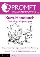 The PROMPT Course Manual German Language Edition Deutschsprachige Ausgabe by Constantin von Kaisenberg