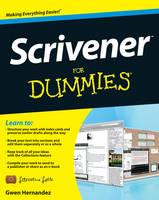Scrivener For Dummies by Gwen Hernandez