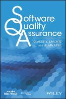 Software Quality Assurance by Claude Y. Laporte, Alain April