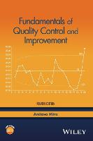 Fundamentals of Quality Control and Improvement, Fourth Edition by Amitava Mitra