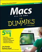 Macs All-in-One For Dummies by Joe Hutsko, Barbara Boyd