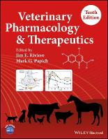Veterinary Pharmacology and Therapeutics by Jim E. Riviere