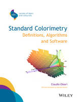 Standard Colorimetry Definitions, Algorithms and Software by Claudio Oleari