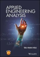 Applied Engineering Analysis by Tai-Ran Hsu