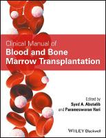 Clinical Manual of Blood and Bone Marrow Transplantation by Syed A. Abutalib