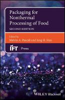 Packaging for Nonthermal Processing of Food by Melvin Pascall