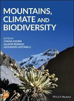 Mountains, Climate, and Biodiversity by Carina Hoorn, Alexandre Antonelli