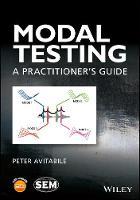 Modal Testing A Practitioner's Guide by Peter Avitabile