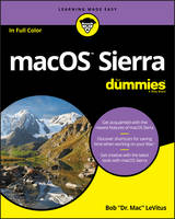 Macos Sierra for Dummies by Bob LeVitus