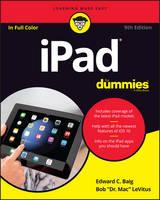 Ipad for Dummies, 9th Edition by Edward C. Baig, Bob LeVitus