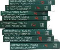 International Tables for Crystallography by C. P. Brock, Lord Brock