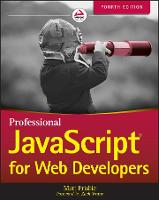 Professional JavaScript for Web Developers by Matt Frisbie