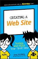 Creating a Web Site Design and Build Your First Site! by Greg Rickaby