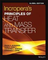 Incropera's Principles of Heat and Mass Transfer by Theodore L. Bergman, Adrienne S. Lavine, Frank P. Incropera, David P. DeWitt