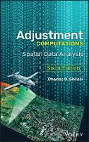 Adjustment Computations Spatial Data Analysis by Charles D. Ghilani
