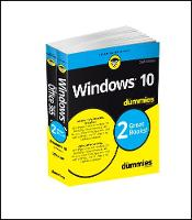 Windows 10 & Office 365 For Dummies, Book + Video Bundle by Andy Rathbone, Rosemarie Withee, Ken Withee, Jennifer Reed