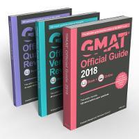 GMAT Official Guide 2018 Bundle: Books + Online by Graduate Management Admission Council (GMAC)