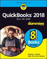 QuickBooks 2018 All-in-One For Dummies by Stephen L. Nelson